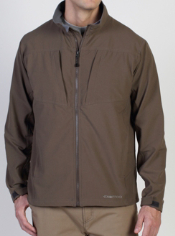The new FlyQ is a highly intelligent jacket with an advanced Travel Pocket ...