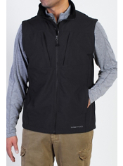 The FlyQ Vest is highly intelligent with an advanced 11 pocket travel system ...