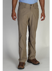 The BugsAway Sandfly Pant, featuring Insect Shield® technology, has a mesh ...