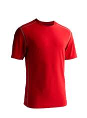The new Sport Mesh shirt pairs classic Give-N-Go fabric with ultralight mesh ...
