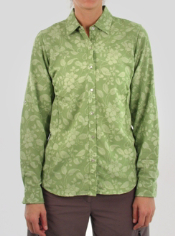 The Trifera Flora Shirt is extremely packable and comfortable. This is a must...