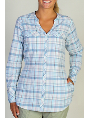 The Airhart is our lightest weight shirt featuring a fun plaid that pairs ...