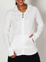 The lightweight ExO Dri Lattice Hoody is the perfect layer and is made with ...