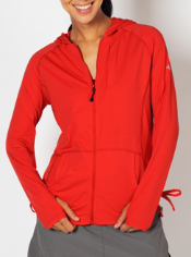 The Zippy is the perfect summer layer in a versatile silhouette with UPF 50+....