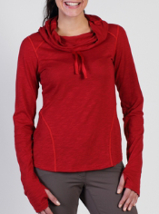 The JavaTech Hoody is a cute and functional piece for fall. The hood doubles ...