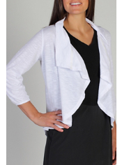 Add the Espressa Shrug to your carry-on to complete any outfit. This ...