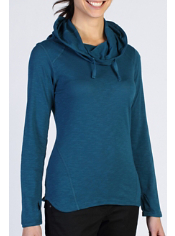 The cotton-blend Techspressa Pullover Hoody is the perfect combination of ...