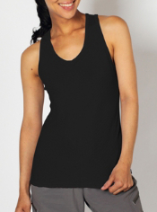 The ExO Dri Lattice Tank is a performance shirt with a stylish look, and ...