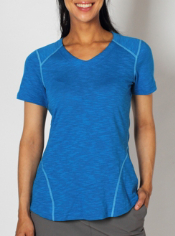 When you need a tee that is as active as you are, reach for the JavaTech. ...