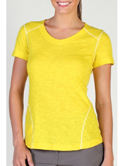 The cotton-blend JavaTech V Neck is the perfect combination of comfort and ...