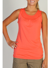 Whether you wear it alone or layered, the lightweight Micria Tank is the ...