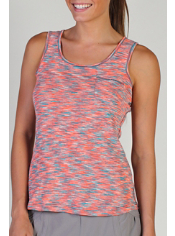 The Chica Cool Tank is the perfect lightweight top whether you're exploring a...