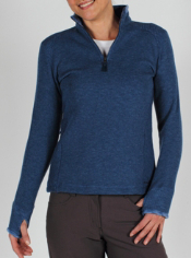 The classic sweater gets a modern twist in the Roughian 1/4 Zip. This cozy ...