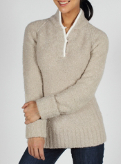 With stylish subtle color accents, the Chaleur Boucle lets you feel comfy and...