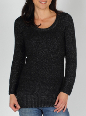 The Vona Scoop will quickly become your favorite sweater this season. The ...