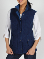 The classically tailored Tweedmuir Vest pairs with any outfit for stylish ...