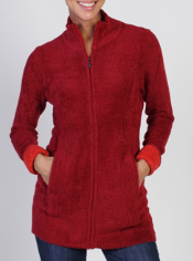 Any time you need ultra soft warmth throw on the Irresistible Neska Cardigan....