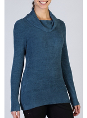 Wrap yourself in the buttery soft chenille feather-fleece of the Irresistible...
