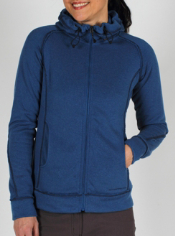 Go beyond cozy with the Arrojo (a-rowe-ho)Hoody, a high performance dri ...