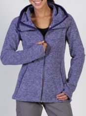 Snuggle up in the Lillyput Fleece Hoody, whether you're walking through a ski...