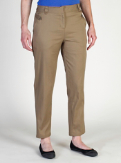 The ideal pant to see the sights in, the Kiawah has clean, simple styling ...