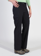 The petite length Kukura is a technical performance pant in a shorter inseam ...