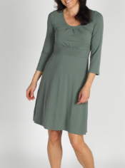 The flattering Go-To is a fun travel dress that is functional enough for any ...
