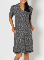 The travel-ready Chica Cool Dress can go anywhere with its versatile ...