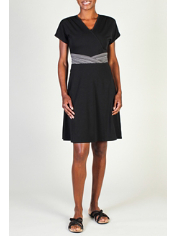 The flattering Go-To Crossfront Dress is a fun style that is functional ...