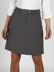 When you need a versatile and easy care travel skirt, the Nomad is just ...
