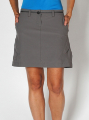 When you want to be cute and active, wear the Kukura Trek'r Skort. Featuring ...