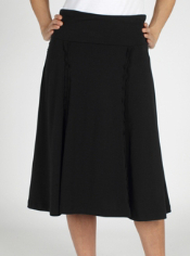 The Go-To Knee Skirt will live up to its name as you reach for it again and ...