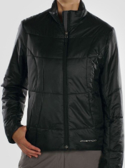 From jacket to pillow before take-off. The award-winning Storm Logic Jacket ...