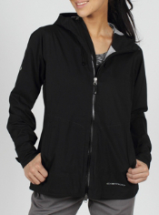 Everything about the Rain Logic jacket is logical. Waterproof, breathable ...