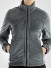 Stay stylish and cozy with the Persian Fleece jacket. Featuring soft fleece ...