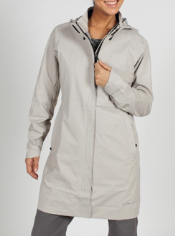 What's better than a cute trench? A cute trench that is waterproof, ...