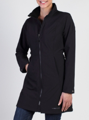 Fly smarter with the new FlyQ trench coat , which has an advanced Travel ...