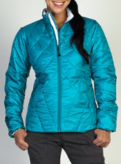 Finally, a puffy jacket that is compressible and travel friendly. Unlike ...