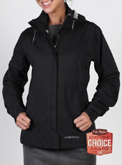 Winner of Fish Alaska Magazine Editors' Choice Award 2014.A rain jacket so ...