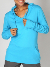 The lightweight BugsAway Lumen Hoody is Insect Shield® Repellent Apparel from...