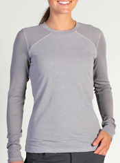 The BugsAway Lumen Tee, featuring Insect Shield® technology, is ideal for hot...