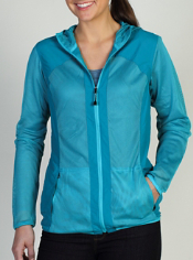 The BugsAway Damselfly Jacket, featuring Insect Shield® technology, is ...