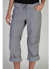 The lightweight BugsAway Damselfly Pant, featuring Insect Shield® technology,...