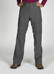 The BugsAway Convertible Ziwa Pant provides customizable sun protection with ...