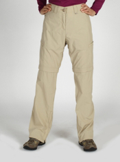 The petite length BugsAway Convertible Ziwa Pant keeps you protected and is ...