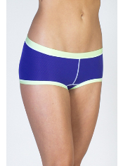 The active fit, ultralight mesh, and smooth fabric waistband make the Sport ...