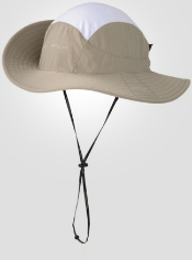 The packable Neptune Brim hat is a must-have on sunny adventures. With UPF ...