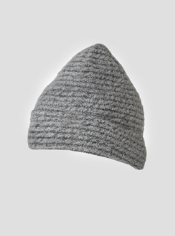 The supremely soft Vona Beanie will take you from the airport to the lodge ...