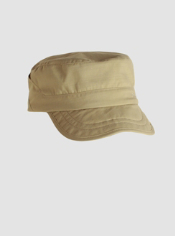 The sun protective Tulemar Cadet Cap, rated UPF 30+ and with a Durable Water ...