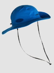 Inspired by our Rain Logic® Jacket, this waterproof and breathable brim hat ...
